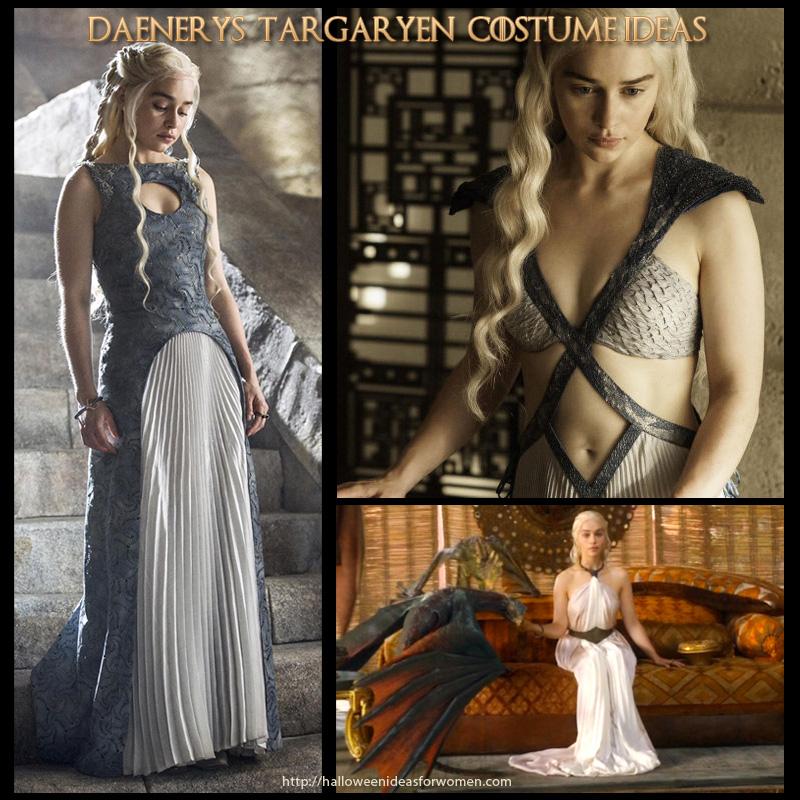 Daenerys-Targaryen-Halloween-Costumes-Ideas