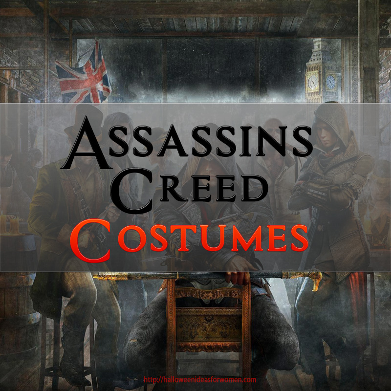 Real Assassin Creed Costumes