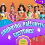 Shopkin Halloween Costumes Simply Adorable