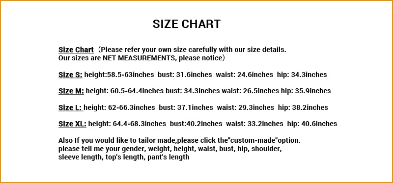 Size Chart Princess Belle Costumes For Women