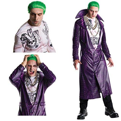 Suicide Squad Joker Halloween Costume Halloween Ideas For