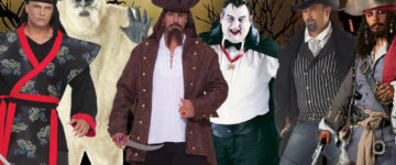 big and tall halloween costumes for men