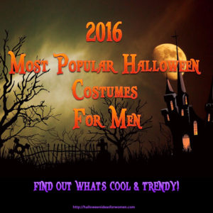 Most Popular Halloween Costumes For Men