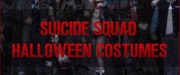 Suicide Squad Halloween Costumes