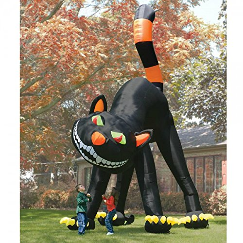 when it comes to buying inflatable halloween outdoor yard decorations youu0027ll find that the best place to shop for your halloween decorations is online for