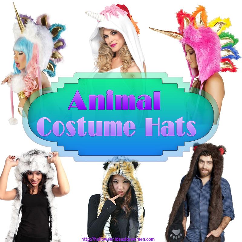 234e58de223 Animal Costume Hats