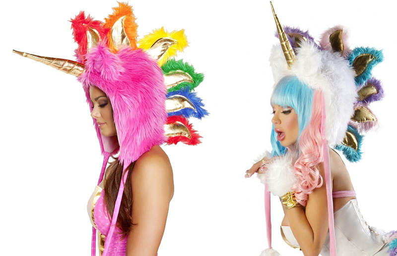 animal costume hats