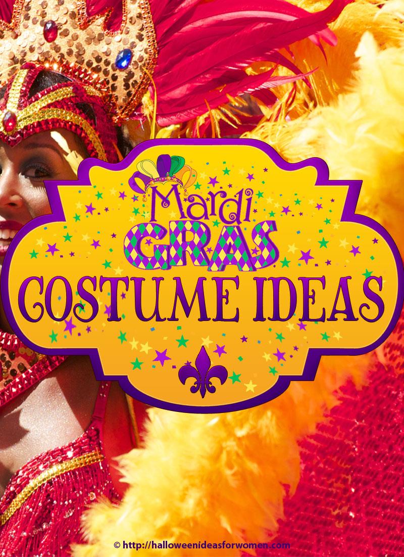 Mardi Gras Costume Ideas For Women  sc 1 st  Halloween Ideas For Women & Mardi Gras Costume Ideas For Women | Halloween Ideas For Women