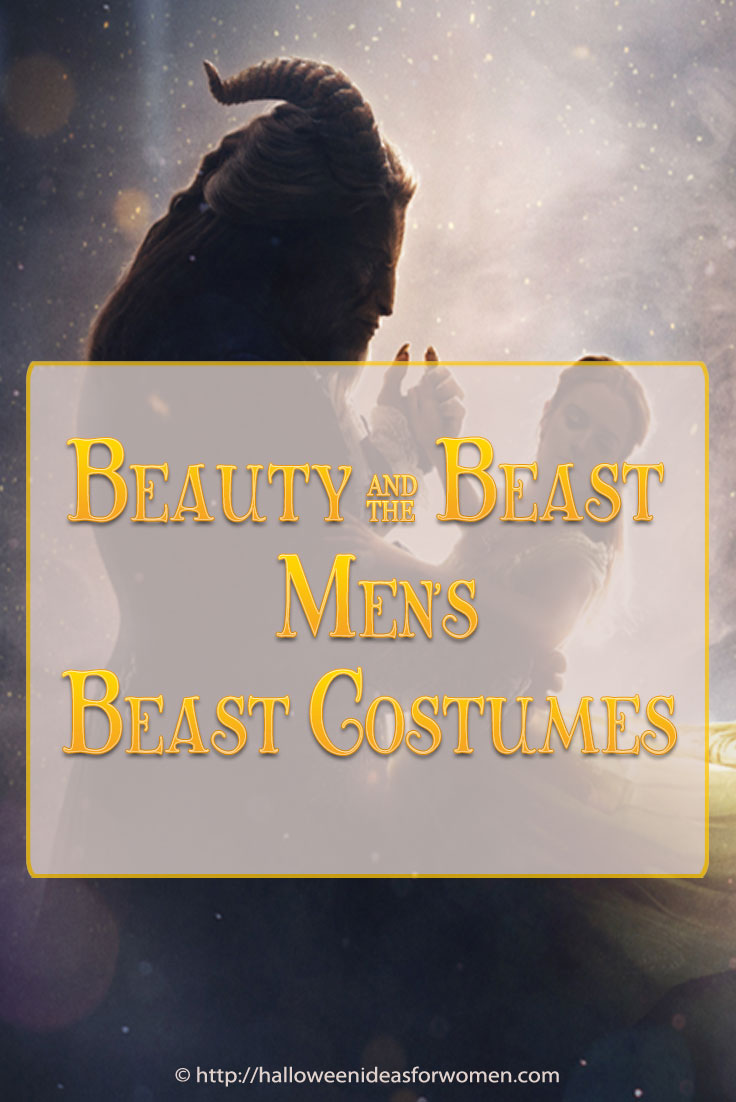 Mens Disney Beast Costume