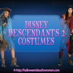 Disney Descendants 2 Costumes