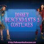 Disney Descendants 2 Costumes