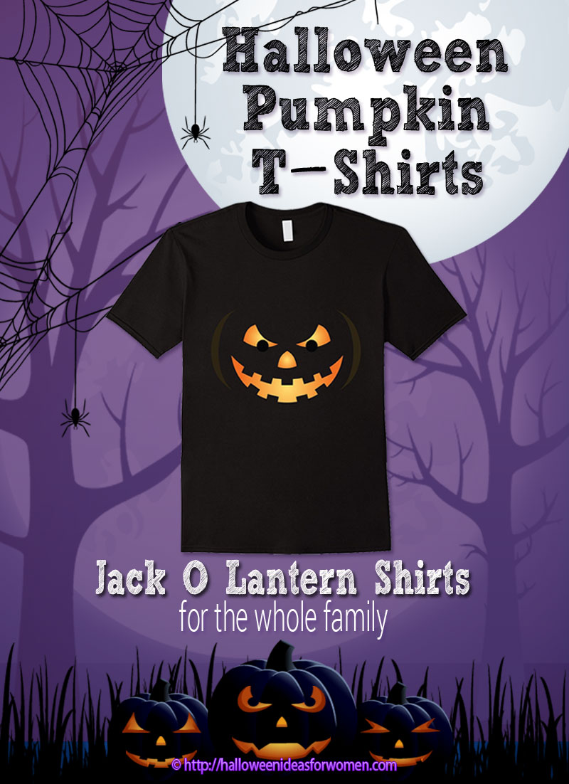 Halloween Pumpkin Shirts