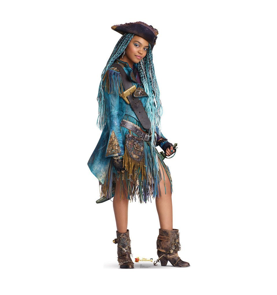 Uma Desney Descendants 2 Costume