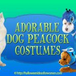 Dog Peacock Costume   Absolutely Adorable Pet Costume