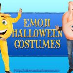 Emoji Halloween Costume Ideas