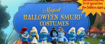 Halloween Smurf Costumes