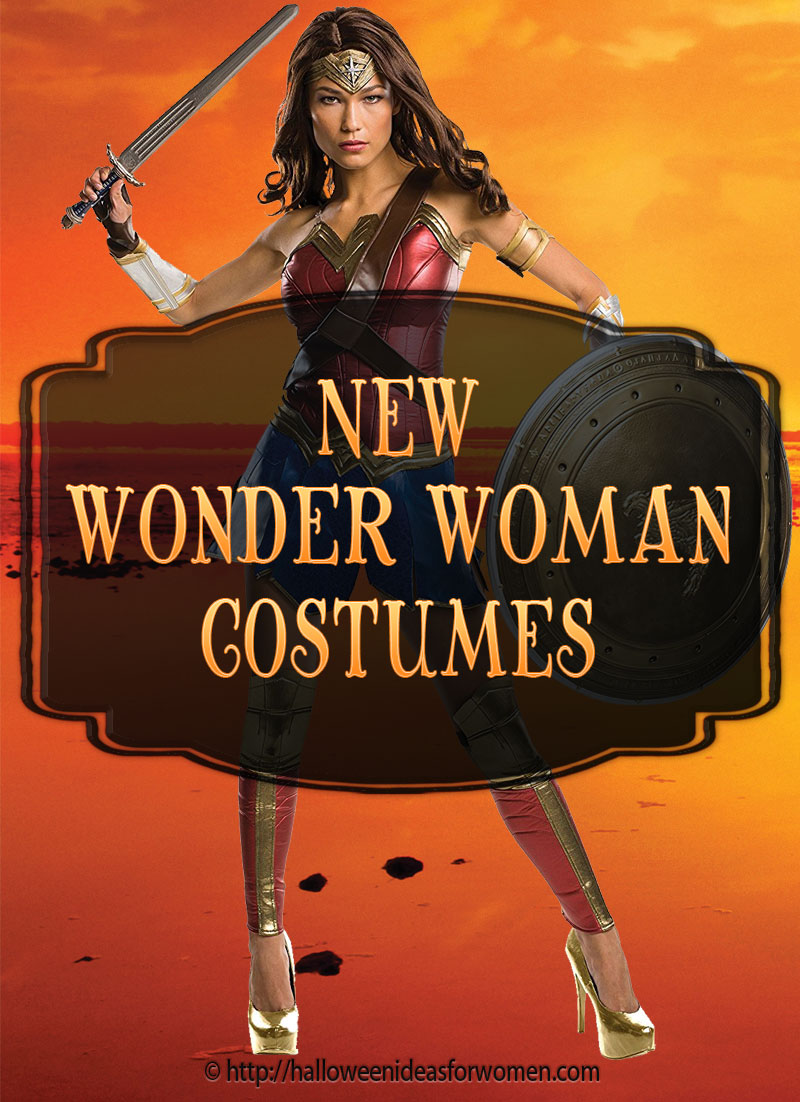 Pin by Tif on Wonder Woman Costumes (With images) - Wonder ...
