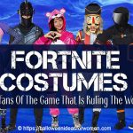 Fortnite Costume And Accessories For Kids And Adults 2018
