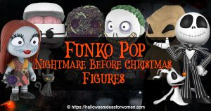Funko Pop Nightmare Before Christmas Figures
