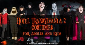 Hotel Transylvania 2 Costumes