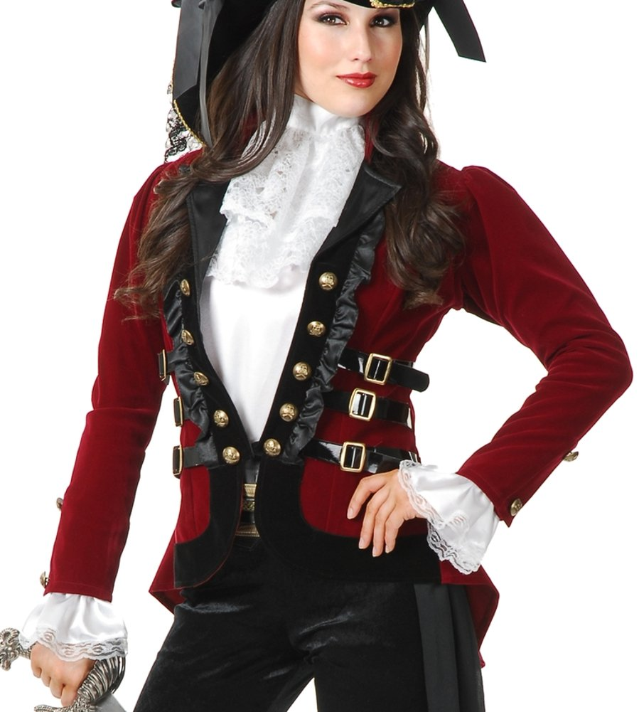 Pirate Costume Womens Makeup