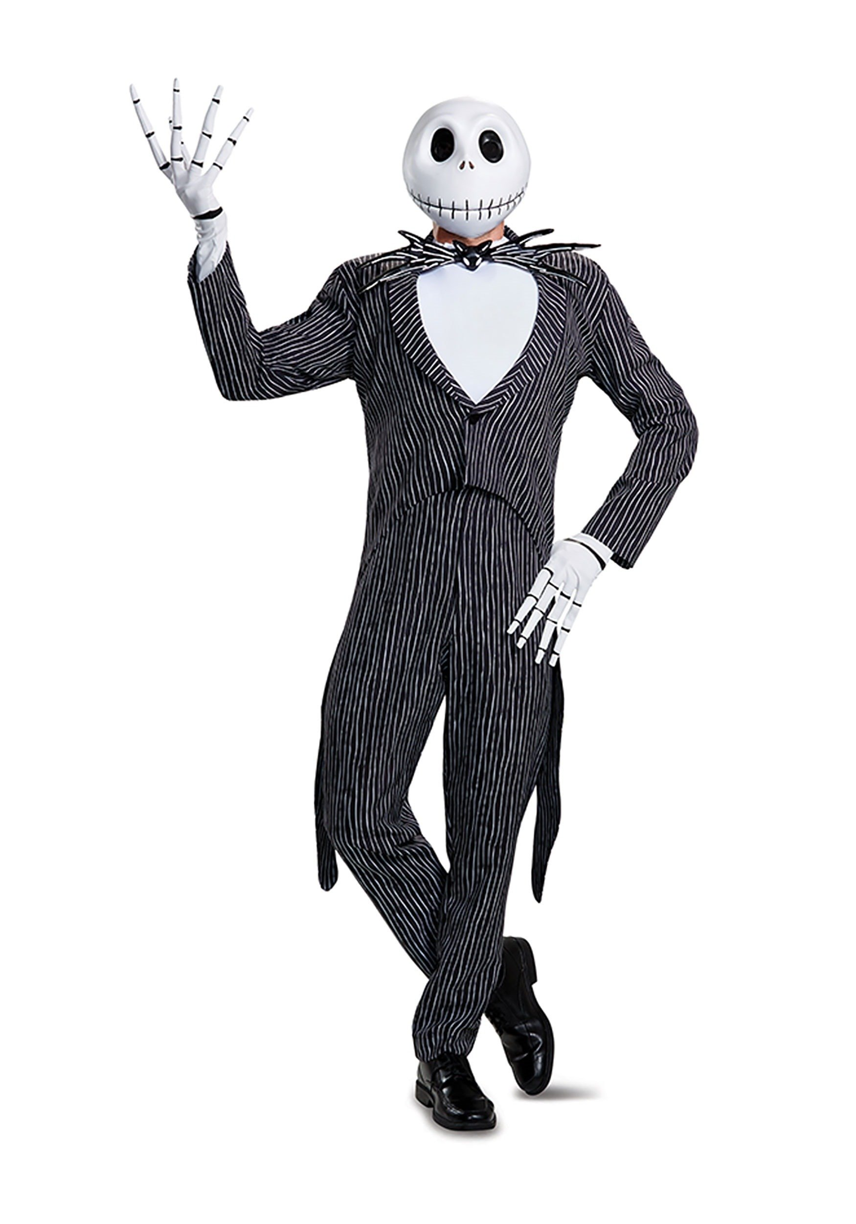 Jack Skellington Costume For Men | Halloween Ideas For Women