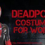 Deadpool Costumes For Women