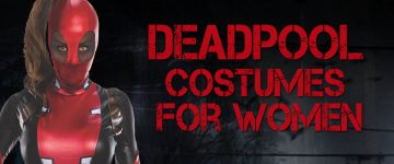 Deadpool Costumes For Women