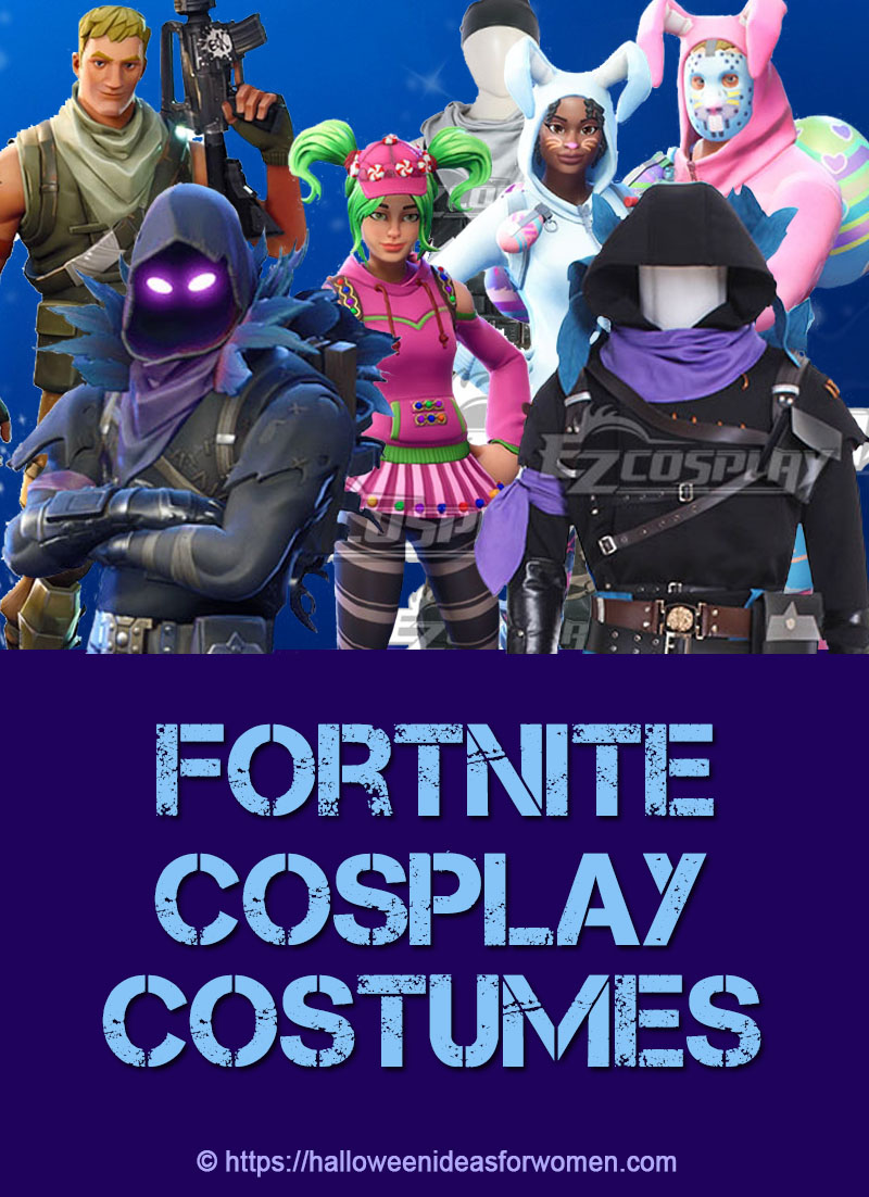 Fortnite Cosplay Costumes