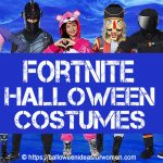 Fortnite Halloween Costumes