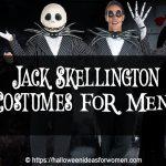 Jack Skellington Costume For Men
